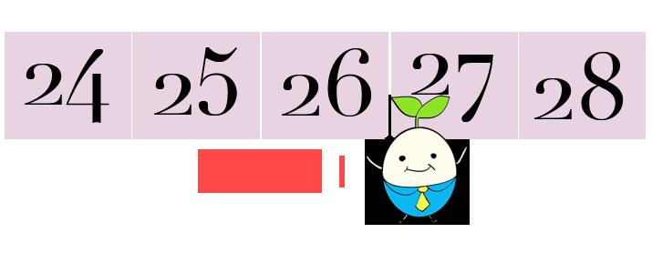 5連休!!