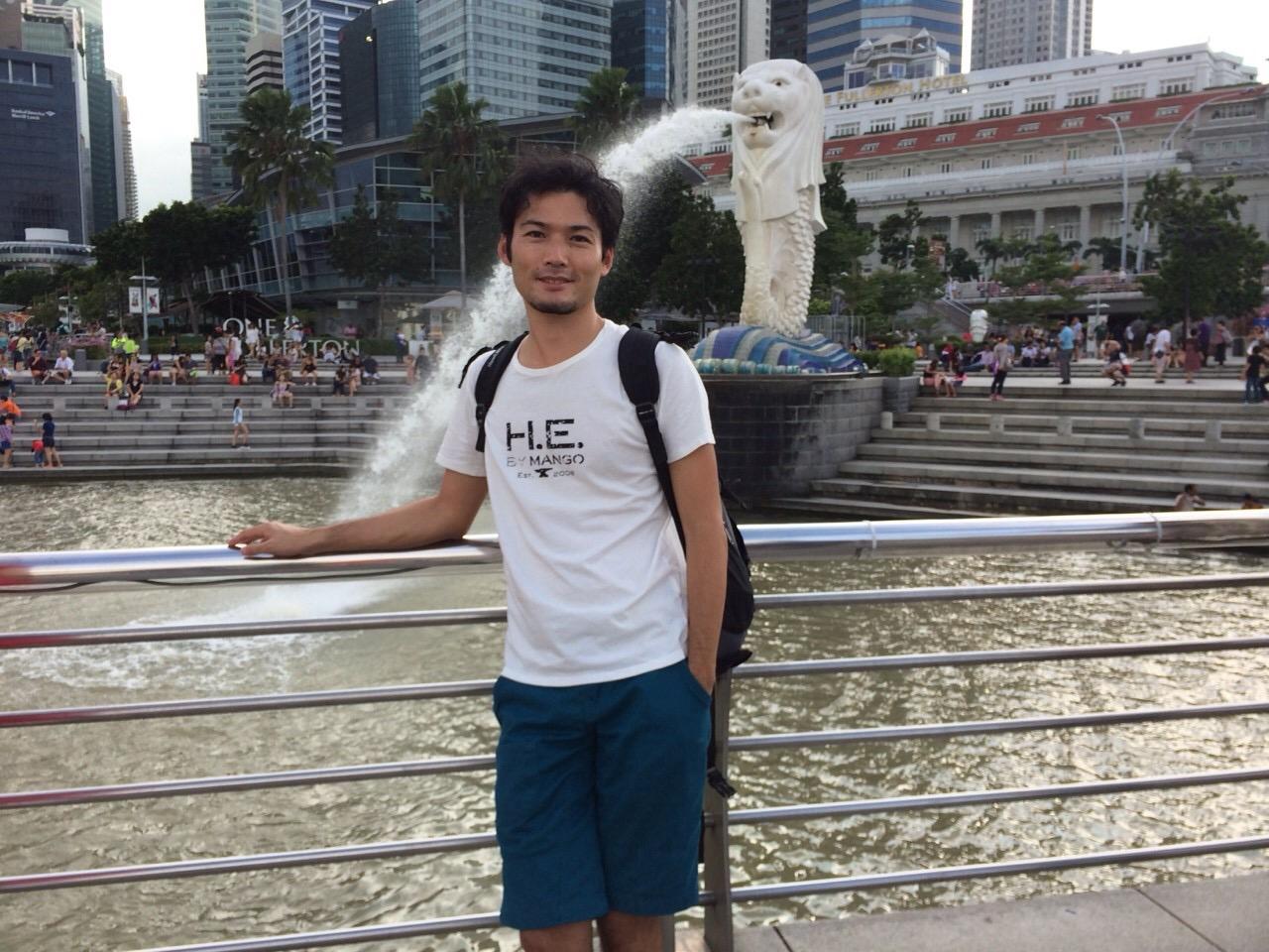 1.シンガポール