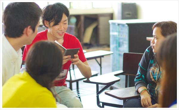 現地大学生との交流/異文化体験
